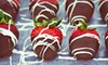 CherryBerry - Northeast Tampa: $12 for One Dozen Paradise Chocolate Chocolate-Covered Strawberries at CherryBerry ($24 Value)