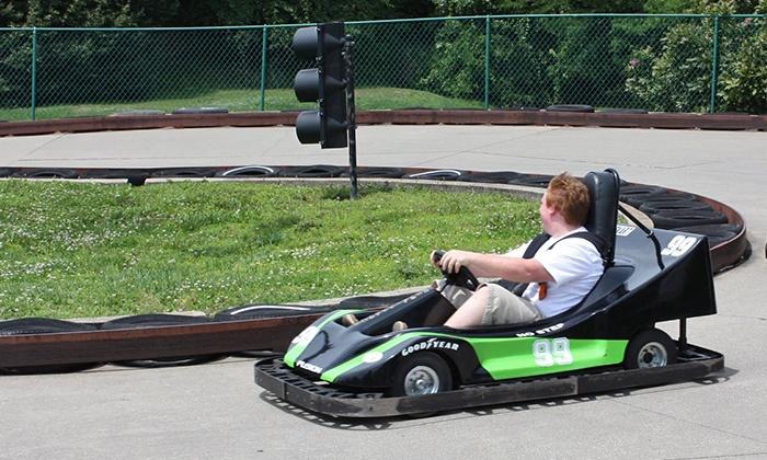 Renaissance Fun Park - East Louisville: $79 for One Unlimited Winter Pass at Renaissance Fun Park ($175 Value)