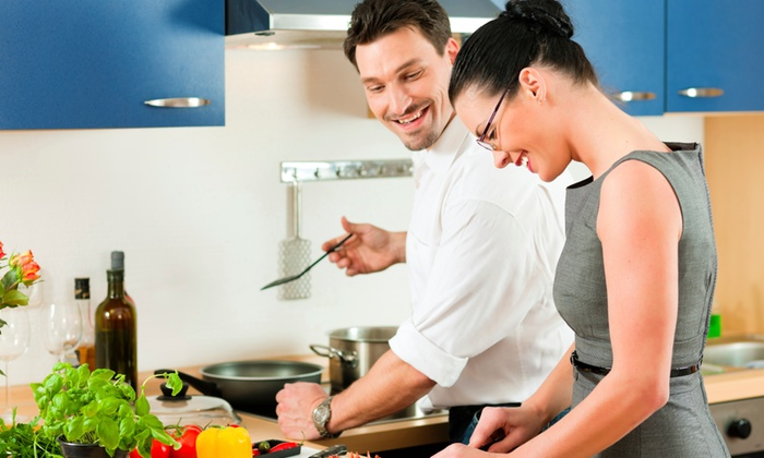 Ben Pulver - Personal Chef - Farmington: $89 for a Two-Hour Private Cooking Lesson for Up to Five from Ben Pulver - Personal Chef ($200 Value)