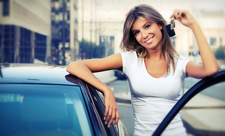 $15 for an Online Traffic-School Course from The On-Line Traffic School, Inc. ($34.95 Value)