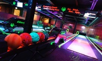 Kids Bowling Party Packages for up to 10 or 20 at Arabian Nites