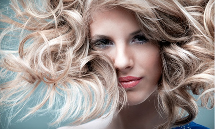 The Chameleon Studio - Mooresville: Hair Services from Kristina at The Chameleon Studio (Up to 72% Off). Four Options Available.