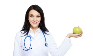 Happy Healthy U: $38 for $85 Toward Initial Life and Nutritional Consult