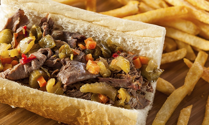 Hot dogs and american food chicago 39 s best groupon for American cuisine chicago