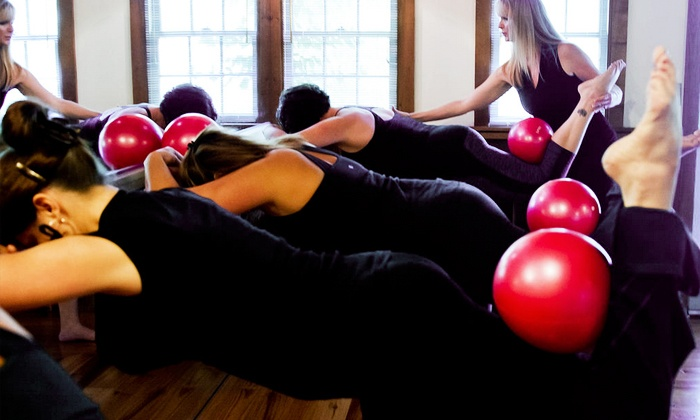 The Pilates Place - Bellevue: 5 or 10 Barre Classes at The Pilates Place (Up to 53% Off)
