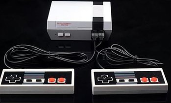 Classic Video Game Console