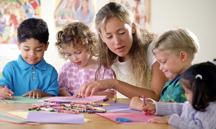 Nesting Place Preschool - Wilbur Homes: $150 for $300 Worth of Childcare — Nesting Place Preschool