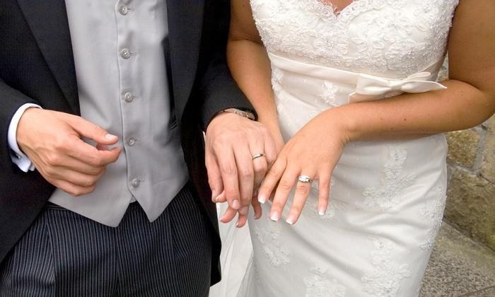 Morrissette Design Houz - Atlanta: Three- or Eight-Hour On-Location Wedding Photo Shoot Package from Morrissette Design Houz (Up to 67% Off)