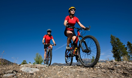 Three-Hour Bike Tour for Two or Four from Adventure Mountain Bike Tours (50% Off)