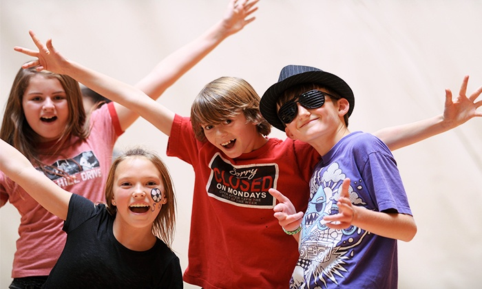 Kids' Nite Out Across America - Multiple Locations: Kids' Nite Out Across America Admission for Two or Four Kids from Kids' Nite Out Across America (Up to 50% Off)