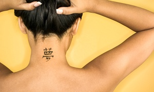 Tinne Natural Health: Laser Tattoo Removal: Three (from £29) or Six (from £49) Sessions at Tinne Natural Health (Up to 80% Off)