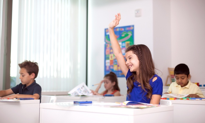 Eye Level Learning Center - Factoria: $80 for One Month of English or Math Tutoring at Eye Level Learning Center ($160 Value)