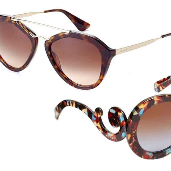 19b24efe0b12 Prada Women's Sunglasses | Brought to You by ideel