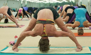 Baltimore Hot Yoga & Wellness: 10 Drop-In Classes or One Month of Unlimited Classes at Baltimore Hot Yoga & Wellness (Up to 71% Off)