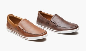 Unlisted by Kenneth Cole Men's Press Loafers