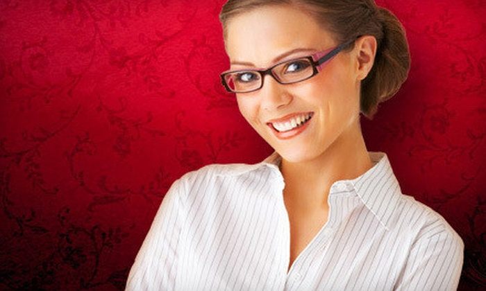 Vision Center At Meijer - Multiple Locations: $39 for an Eye Exam and $200 Toward Prescription Eyeglasses at Vision Center At Meijer ($245 Value)