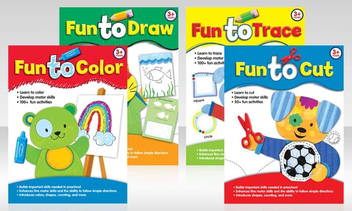 Fun to Learn Activity Book Bundle: Fun to Learn Activity Book Bundle