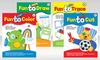 Fun to Learn Activity Book Bundle: Fun to Learn Activity Book Bundle