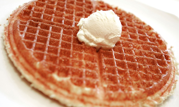 Waffleworks - Hollywood: Breakfast or Lunch for Two or Four at Waffleworks (Up to 53% Off)