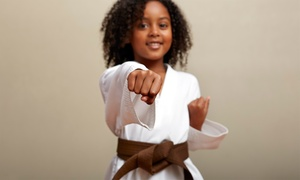 Kim's Karate & Childcare Center: One Week or Month of Kids' Afterschool Program at Kim's Karate & Childcare Center (Up to 53% Off)