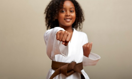 Kids' Martial Arts Classes Including Uniform and Belt at Legacy Martial Arts Center (Up to 67% Off)