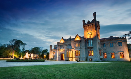 Ireland Castles Vacation with Rental Car. Price is per Person, Based on Two Guests per Room. Buy One Voucher per Person. (Getaways) photo