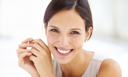 Dental-Checkup Package or In-Office or Take-Home Teeth Whitening at Crystal Dental of Fresno (Up to 87% Off)