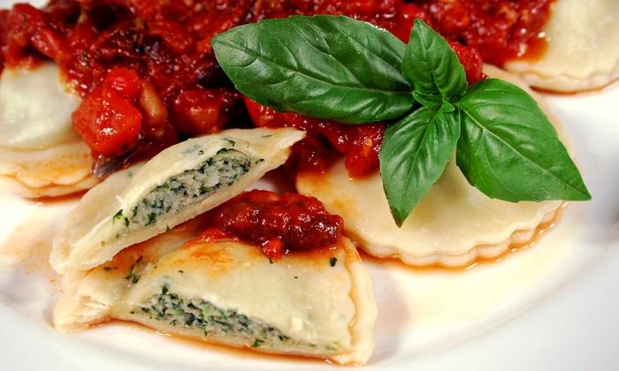 La Cucina Ristorante - Glen Cairn - Kanata South Business Park: Italian Dinner with Dessert for Two or Four at La Cucina Ristorante (Up to 55% Off)