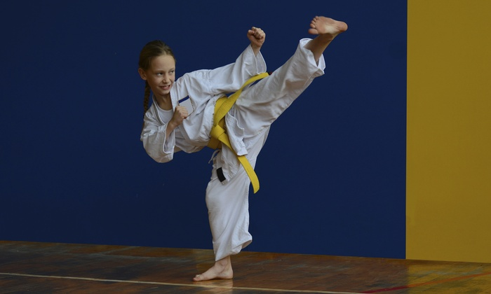 Atomic Tae Kwon Do - Huntington: $92 for 1 Month Unlimited Karate Classes — Atomic Tae Kwon Do ($199 value)
