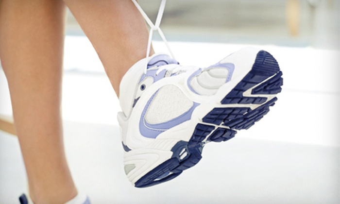 Fit Footwear - Central: $25 for $50 Worth of Athletic Shoes at Fit Footwear