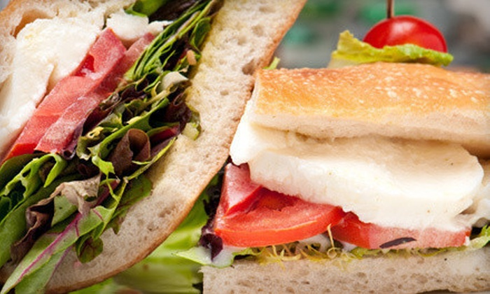 Caffe Fresca - Metairie: American Cuisine at Caffe Fresca in Metairie (Half Off)