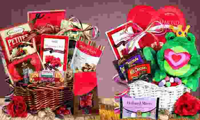 GourmetGiftBaskets.com: Gourmet Gift Baskets from GourmetGiftBaskets.com (Half Off). Two Options Available.