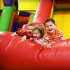 Up to 59% Off Inflatable-Playground Visits