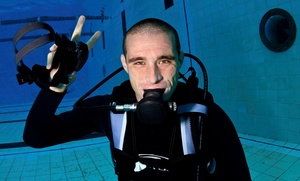 The Scuba Shop: Discover-Scuba Class for One, Two, or Four at The Scuba Shop (Up to 65% Off)