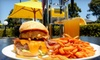 Tap Shack - Newport Beach - Newport Beach: Burgers and Pub Fare at Tap Shack (Up to 64% Off). Three Options Available.