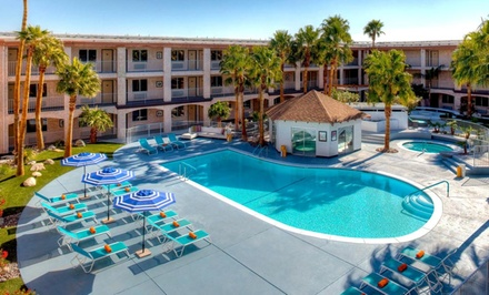 3-Day, 2-Night Yoga and Detox Retreat at Aqua Soleil Hotel in Desert Hot Springs, CA