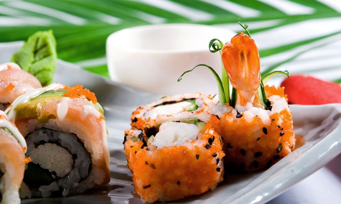 Live Sushi Bistro - Soma: $29 for $45 Worth of Sushi and Japanese Cuisine at Live Sushi Bistro. Groupon Reservation Required.