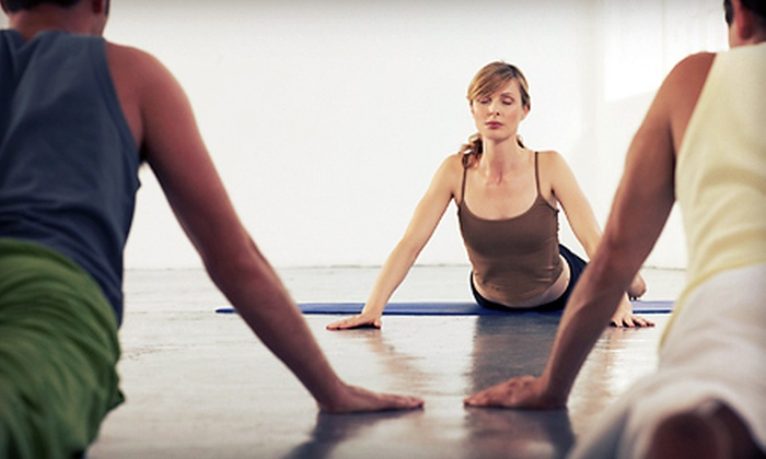 Nirvana Hot Yoga - West Edmonton Mall: 5 or 10 Classes at Nirvana Hot Yoga (Up to 65% Off)