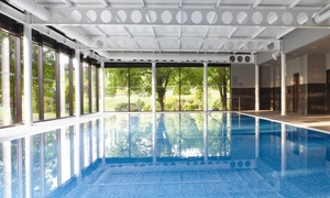 Macdonald Inchyra Hotel & Spa: Spa Day With Rasul Mud Therapy and Lunch for Two at Macdonald Inchyra Hotel & Spa