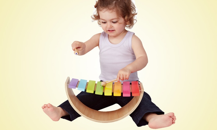 BoiKido Wooden Musical Toys: BoiKido Wooden Musical Train or Giant Xylophone. Free Shipping and Returns.