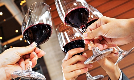Wine-Tasting and Winery Tour for Two, Four, or Six at DeAngelis Cantina del Vino (Up to 63% Off)