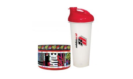 Mr Hyde Cutz Pre-Workout Formula (30 Servings) with Shaker Cup fe8bb624-eb5b-4fca-8f0a-0beedb4a406d