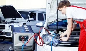 Careservice srl: Ricarica dell'aria condizionata e check up auto per tutte le cilindrate (sconto fino a 88%)