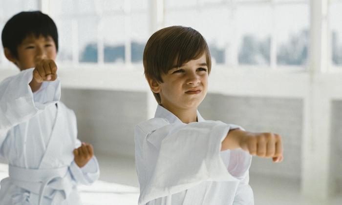 Full Circle Dojang - Wanamassa: One or Two Months of Beginners' Classes with Uniform at Full Circle Dojang (Up to 80% Off)