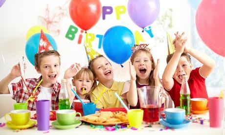 Fiesta de cumpleaños para 14 o 20 niños con merienda y pintacaras desde 59,95 € en Diver Acuario Oferta en Groupon
