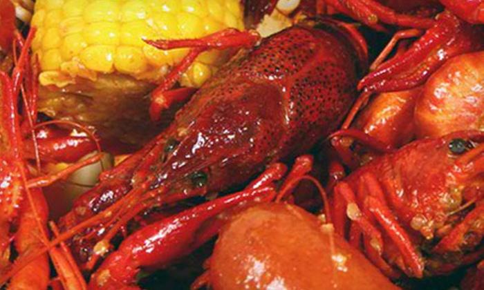 Crawdaddy Restaurant - San Jose: $15 for $30 Worth of Cajun Cuisine at Crawdaddy Restaurant