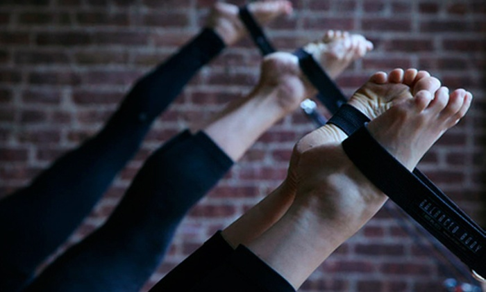 Gramercy Pilates Fitness - Flatiron District: $49 for Three Small Group Pilates Reformer-Tower Classes at Gramercy Pilates Fitness ($105 Value)