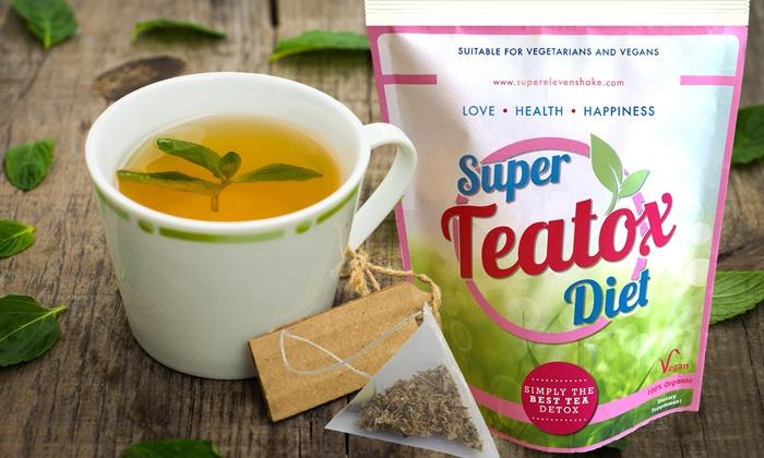 Super Teatox Diat Tee Groupon Goods