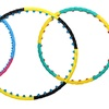 Collapsible Exercise Hula Hoop with Massagers