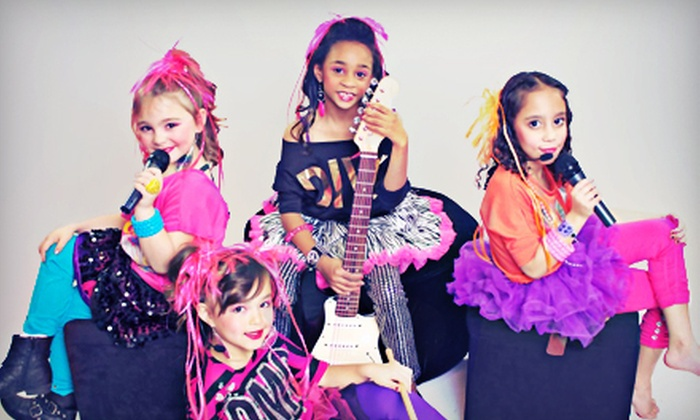 GHME Productions - Indian River: Mini Diva Boot Camp, Two-Day Diva Boot Camp, or Pop Diva Party at GHME Productions in Chesapeake (Up to 63% Off)